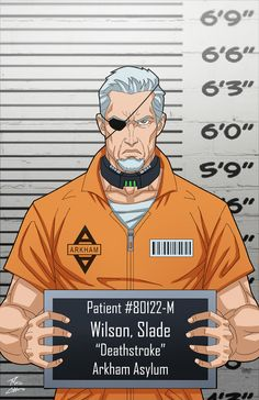 Young Justice, Teen Titans, Deathstroke The Terminator, Gotham Villains, Hq Dc, Arkham Asylum, Super Soldier, Mundo Comic, Dc Comics Characters