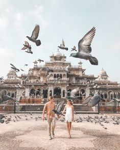 The Ultimate Guide To Jaipur - American and the Brit - Travel Couple India Destinations, Jaipur Travel, India Travel Guide, Heritage Hotel, Visit India, Famous Places, Travel Couple, India India, Great Places