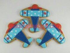 Plane cookies