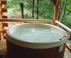 small hot tubs - Home Interior Design Ideas | Home Interior Design Ideas