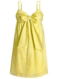 Yellow Sundress with Bow. Ana's outfit ch.35