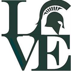 Michigan State University.  Love.