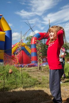 Children's Area Park, Parks