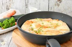Low Carb, Vegan, Kitchen, Pizza, Vegetarische Rezepte, Cooking Recipes, Potato Pancakes, Savoury Pies, Bakken