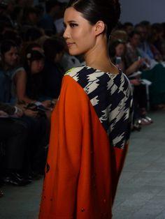 2012 Central Saint Martin Fashion Show - Designer Manri Kishimoto