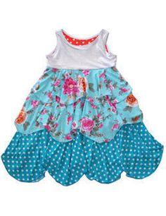 New design dress for kids