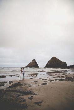 Oregon Coast Wedding Inspiration