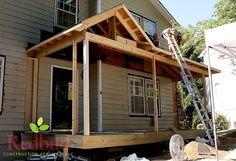 Gable End Porch Cover - Google Search