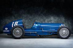 Goodwood Greats: 1938 Bugatti Type 59/50 BIII   Goodwood Road & Racing