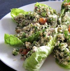 Slimming World : Tabbouleh – Wheat, Lemon, Mint & Parsley Salad