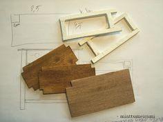 minttumeiramin miniatyyrit: Istutuspöytä - Planting table