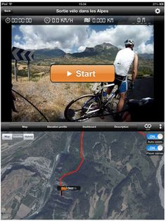 Kinomap Apps Let You Bike, Run and Row All Over the World : Ever get tired of running or biking the same route over and over? Of course you do. And don't even get me started on the rowing machine at the gym -- you're literally just staring at a screen of... #SelfMagazine