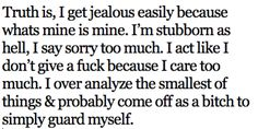 May have already pinned this but this was written about me I'm sure of it!