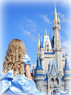 When a princess finds her castle...the magic of Disney!!