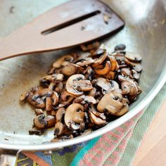 How To Cook Mushrooms on the Stovetop — Cooking Lessons from The Kitchn