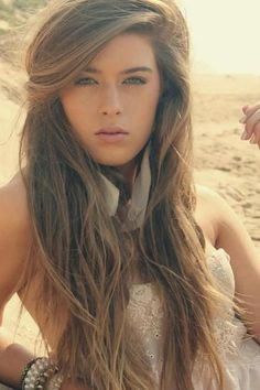 I want long hair so I can do this! LOVE her hair! I love her hair. Pretty Hairstyles, Girl Hairstyles, Formal Hairstyles, Hairstyle Ideas, Style Hairstyle, 2014 Hairstyles, Wedding Hairstyles, Famous Hairstyles, Brown Hairstyles