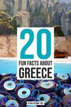Top 20 fun facts about Greece you'll never believe are true! Uber Travel, Travel Plan, Travel Advice, Best Places To Travel, Places To Go, Travel Europe, Travel Destinations, World Of Wanderlust, Greek Islands