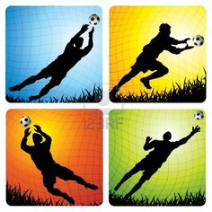 Soccer Flyer stock photos and royalty-free images, vectors and illustrations Art Football, Football Poses, Football Cards, Soccer Pro, Soccer Goalie, Live Soccer, Soccer Cleats, Tattoo Futbol, Football Birthday