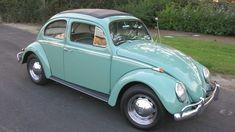 1962 Volkswagen Beetle - 1