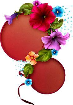 Invitation Card Design, Invitation Cards, Flower Frame, Flower Art, Frame Border Design, 4 Tattoo, Framed Wallpaper, Birthday Frames, Borders And Frames