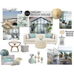 Untitled #323 by cherryfalls on Polyvore featuring interior, interiors, interior design, home, home decor, interior decorating, Crate and Barrel, Adesso, Two's Company and Material Good