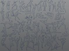 Gestures by Saibraeus