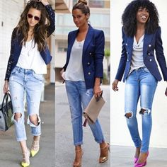 Left , Right , Center ?  @Youlovethatstyle