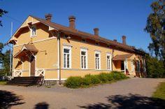 The English Kiderkarten. Kokkola Central Ostrobothnia province of Western Finland - Keski-Pohjanmaa - photo Tapani Mikkilä