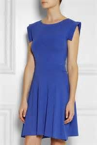 blue Karl dress
