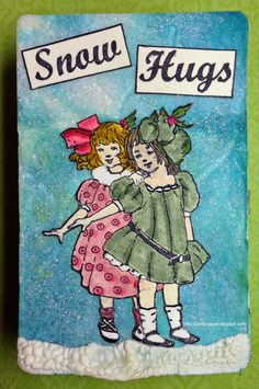 LOTSA SCRAP from 2amscrapper: Altered Playing Cards 19 and 20