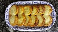 eat-culture: Vanille-Prussiens - ein Traum von Blätterteig (Van... Dessert, French Toast, Bread, Breakfast, Food, Vanilla, Mediterranean Kitchen, Easy Meals, Food Food