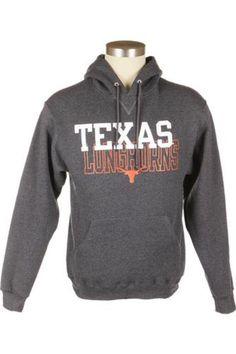 University Co-op Online | Texas Longhorns Outline Fleece Hoodie