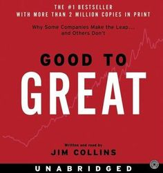 Good to Great to Read.  More towards Great!!!