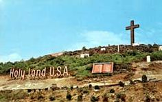 Holy Land U.S.A. A Connecticut institution that is the perfect storm of creepy, addict addled, and religious.