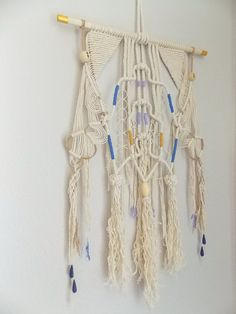 Macrame Wall Hanging by Himo Art