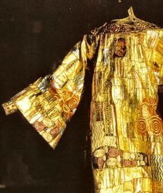 "Eiko Ishioka for ""Bram Stoker's Dracula,"" 1992. Dracula's robe. brighter colors."