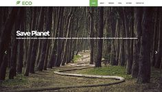 ECO - industrial bootstrap th by bootstrapbrothers on Creative Market