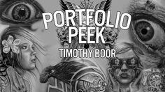 "Check out Sullen TV's ""Portfolio Peek"" with Timothy B! Follow Facebook: https://www.facebook.com/SullenTVNetwork Follow Blog:  http://sullentv.tumblr.com/ #sullentv #sullen #sullenclothing #sullenartcollective #tattoos #tattoo #tattooed #art #ink #artist #realistic #realism #portfoliopeek #timothyb"