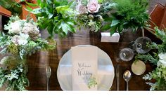 the muguet wedding paper design