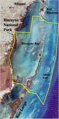 Biscayne National Park - Wikipedia, the free encyclopedia: Need to check this out.