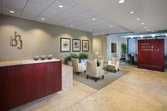 real estate office lobby - Google Search