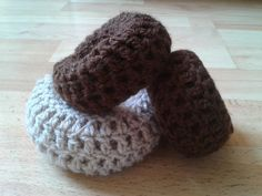 Bits & Bobbles : Easy Crochet Bun Maker/Hair Donut Pattern