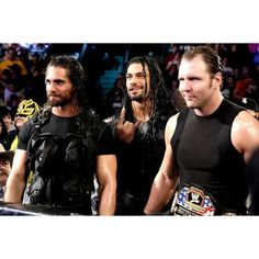 The Shield vs. Evolution's Lack of Stipulation Is a Missed Opportunity ❤ liked on Polyvore