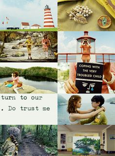 moonrise kingdom is strange, whimsical, charming, funny - an unexepected gem of a movie.