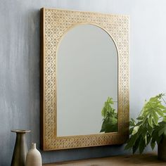 Decorative Mirrors and Modern Wall Mirrors | west elm