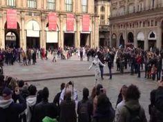 Harlem Shake Piazza Maggiore Bologna - marzo 2013