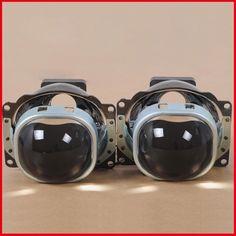"56.99$  Watch here - http://ali6rd.worldwells.pw/go.php?t=32766648680 - ""2pcs 3"""" Y-Q5 Bi-xenon HID Retrofit Headlight Projector Lens w/o Bulbs&Ballasts"""