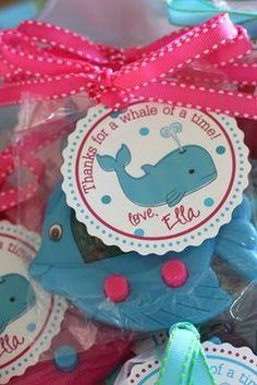 party love ♥: whale splash party