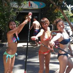 Stand Up Paddle lessons at Hans Hedemann Surf School Waikiki.  #Happy #Surfing #HansHedemannSurfSchool #Waikiki #Aloha #Hot #bikini #hotgirls #Japanese #photooftheday #doubletap #instafollow #instacool #instagood by hhsurf http://instagr.am/p/QELEmwoq5R/