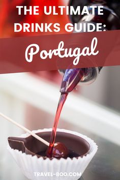 Visiting Portugal? Then add these top Portuguese drinks into your Portugal Itinerary as things to try when visiting this beautiful country. Portugal Travel Tips, Portugal Travel, Portugal Travel Guide, Lisbon Travel, Porto Travel, Portugal Travel Things to do! #portuguesedrinks #portugaltravel #portugalitinerary #portugaltraveltips Portugal Vacation, Portugal Travel Guide, Europe Travel Guide, Spain Travel, Travel Guides, Travel Destinations, European Travel Tips, European Vacation, Portugal Places To Visit